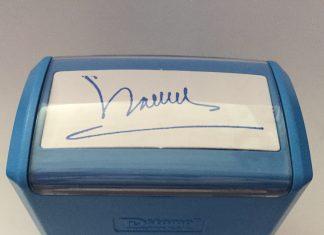 Khắc dấu chữ ký lấy ngay