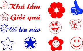 Hình khắc dấu logo tiểu hoc