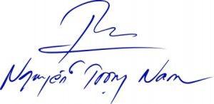 Mẫu dấu chữ ký