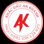 Dấu logo công ty An Khánh