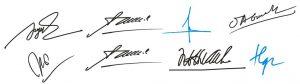 Khắc dấu chữ ký