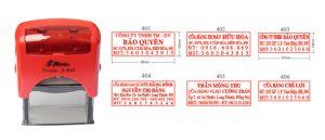 Dịch vụ khắc dấu mã số thuế chuyên nghiệp