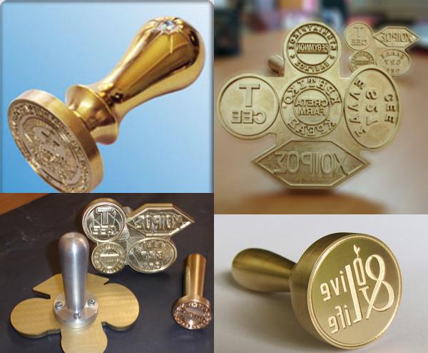 Tìm hiểu công nghệ khắc dấu đồng