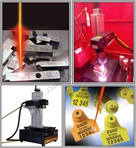 Khắc dấu laser