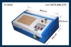 Máy khắc dấu laser hiện đại
