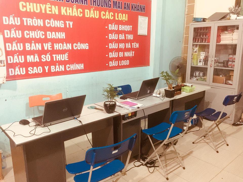 Dịch vụ khắc dấu giá rẻ An Khánh cung cấp