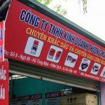 Dịch vụ chuyên khắc con dấu vuông An Khánh