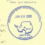 Dấu hộ chiếu Điểm cực Nam