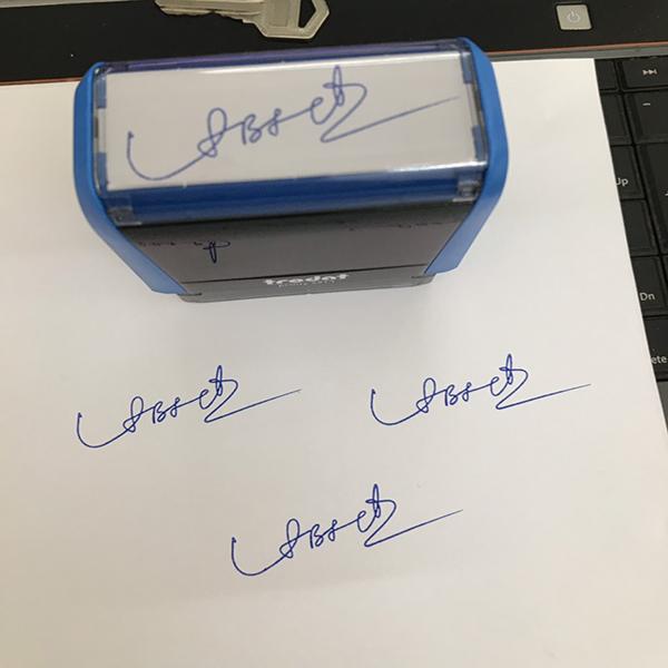 Dấu chữ kỹ giúp hoàn thành công việc nhanh chóng