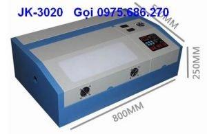 máy khắc laser JK3020