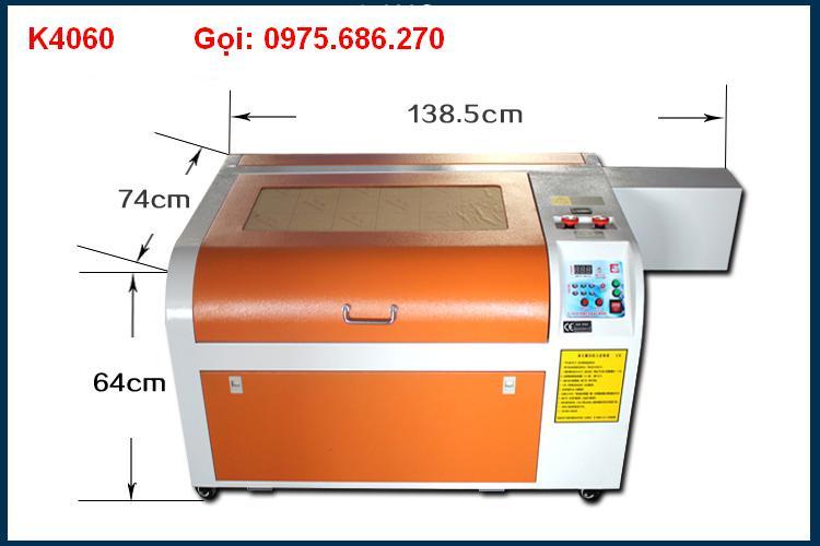 máy khắc laser 4060