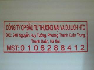 khắc dấu mã số thuế lấy ngay