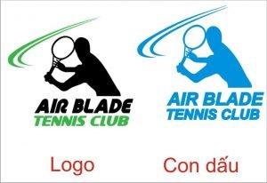 khắc dấu logo