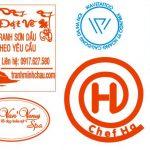 Khắc dấu logo giá rẻ lấy ngay tại An Khánh