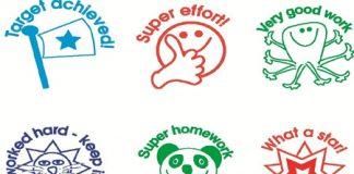 Mẫu biểu tượng của khắc dấu logo tiểu học Hà Nội
