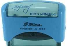 khắc dấu chữ ký hà nội
