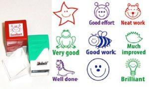 Hình ảnh: Con dấu logo tiểu học