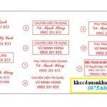 Các dịch vụ khắc dấu khác tại An Khánh