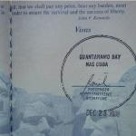 Dấu hộ chiếu Cuba